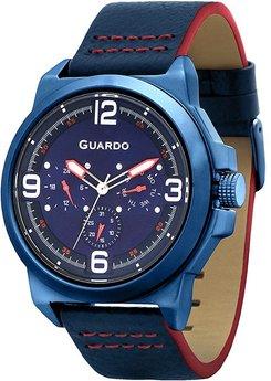 Часы Guardo P11367 BlBlBl