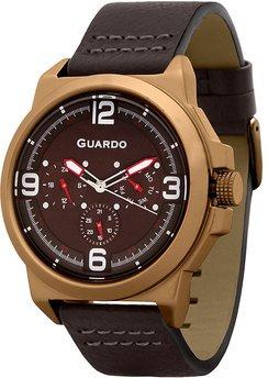 Часы Guardo P11367 BrBrBr