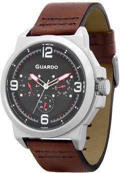 Часы Guardo P11367 SGrBr