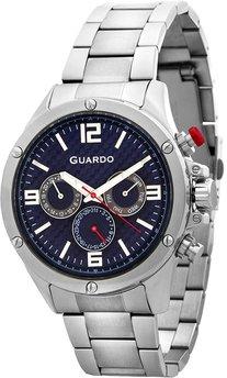 Часы Guardo P11455(m) SBl
