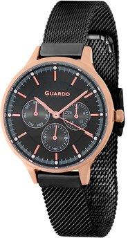 Часы Guardo P11636(m) RgBB