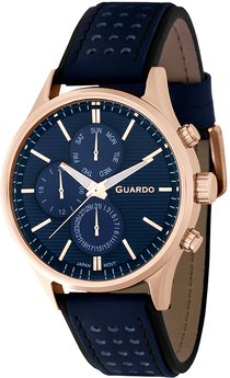 Часы Guardo P11647 RgBlBl