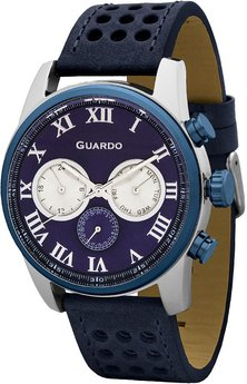Часы Guardo P11679 SBlBl
