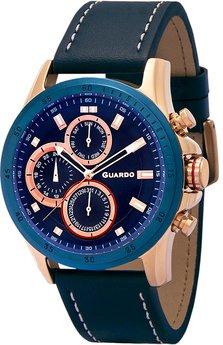 Часы Guardo P11687 RgBlBl