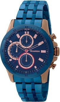 Часы Guardo P11687(m) RgBl