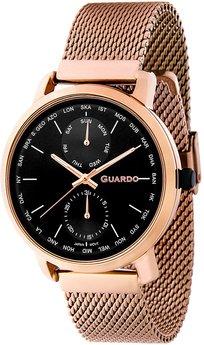 Часы Guardo P11897(m) RgB