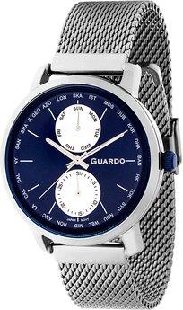 Часы Guardo P11897(m) SBl