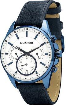 Часы Guardo P11999(1) BlWBl