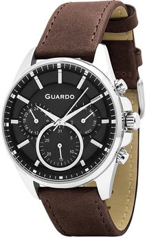 Часы Guardo P11999(1) SBBr