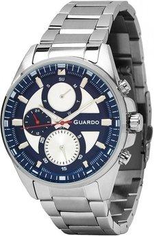 Часы Guardo P11999(m2) SBl