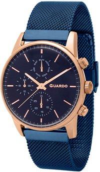 Часы Guardo P12009(m1) RgBlBl