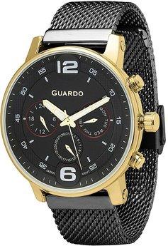 Часы Guardo P12432(m) GBB