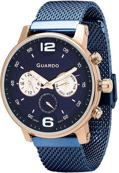 Часы Guardo P12432(m) RgBlBl
