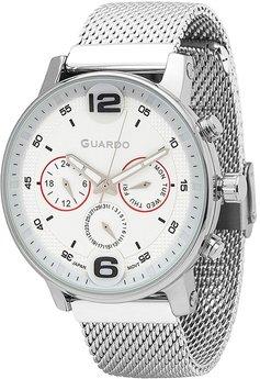 Часы Guardo P12432(m) SW