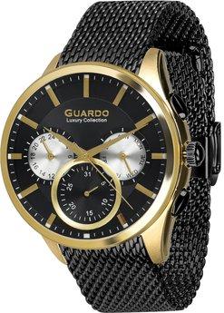 Часы Guardo S02037(m) GBB