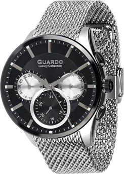 Часы Guardo S02037(m) SB