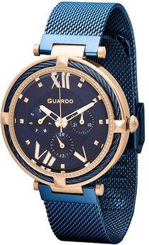 Часы Guardo T01030(m2) RgBlBl