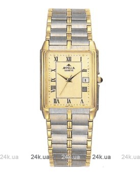 31ab1cc64e72 215-2102. Мужские часы Appella 215-2102 в Киеве. Купить часы A-215 ...