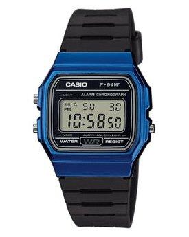 Часы Casio F-91WM-2ADF