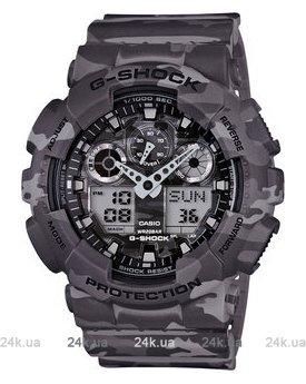 Часы Casio GA-100CM-8AER
