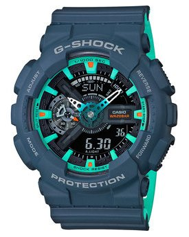 Часы Casio GA-110CC-2AER