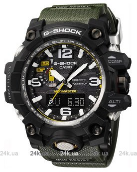 Часы Casio GWG-1000-1A3ER