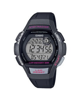Часы Casio LWS-2000H-1AVEF