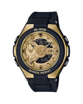 Часы Casio MSG-400G-1A2ER
