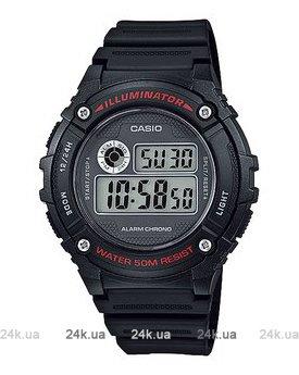 Часы Casio W-216H-1AVEF