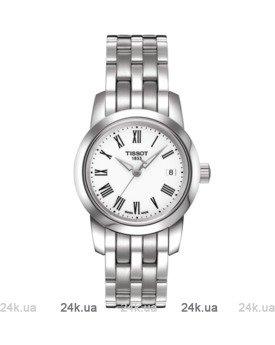 Часы Tissot T033.210.11.013.10