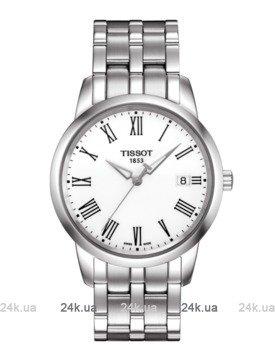 Часы Tissot T033.410.11.013.10