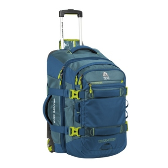 Рюкзак Granite Gear Cross Trek W/Pack 74 Bleumine/Blue Frost/Neolime
