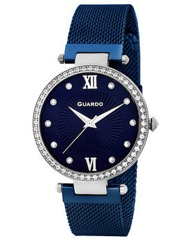 Часы Guardo P11390(m) SBlBl