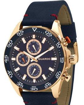 Часы Guardo P11458 RgBlBl