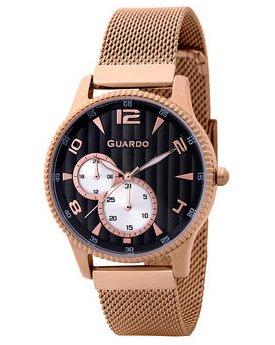 Часы Guardo P11718(m) RgB