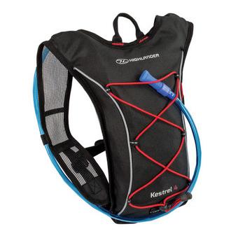 Рюкзак Highlander Kestrel 4 Hydration Pack 6 Black/Red