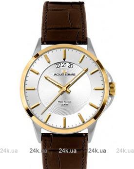Часы Jacques Lemans 1-1540H