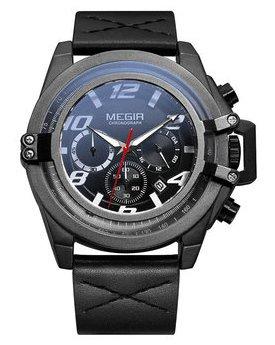 Часы Megir Black MG2052