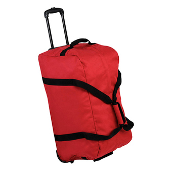 af5e6f26c1e9 Members Holdall On Wheels Medium 83 Red. Купить дорожную сумку ...