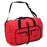 Holdall Ultra Lightweight Foldaway Small 39 Red