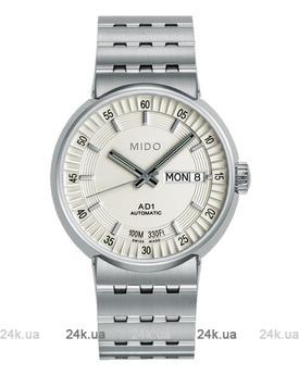 Mido commander ii ограниченный выпуск M0164151605 купить