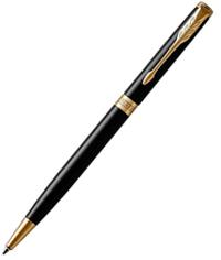 SONNET 17 Slim Black Lacquer GT BP 86 031