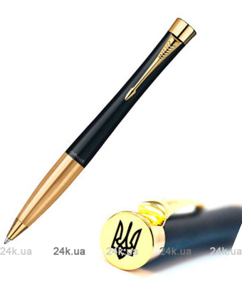 Ручка Parker Urban Muted Black CT S0767030