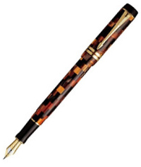 Duofold Check Amber GT FP М 91 212K
