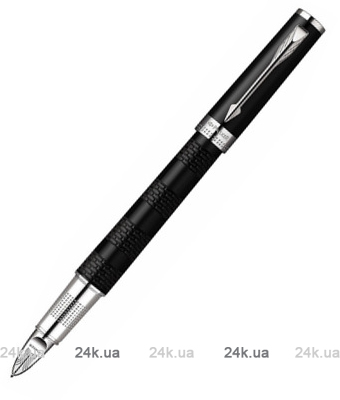 Ручка Parker Ingenuity Black Rubber CT 5TH 90 652M