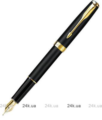 Ручка Parker Sonnet 08 Matte Black FP F 84 412