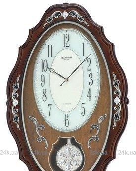 Часы RHYTHM CMJ462CR06