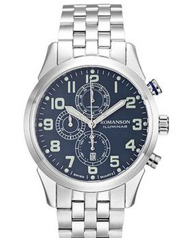 Часы Romanson AM6A14HMWH BLUE