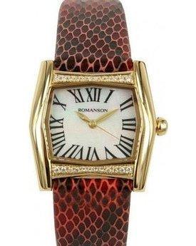 Часы Romanson RL2623QLG WH