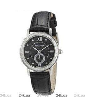Часы Romanson RL3240QLWH BK